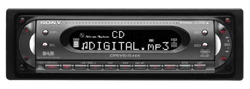 Sony Cdx Dab