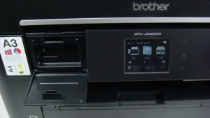 Brother MFC-J5320DW - Дисплей и USB