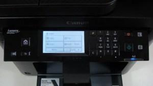 Canon iSENSYS MF229dw - Управление