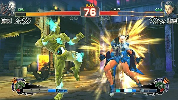 Ultra Street Fighter IV PS4 Review Trusted Reviews