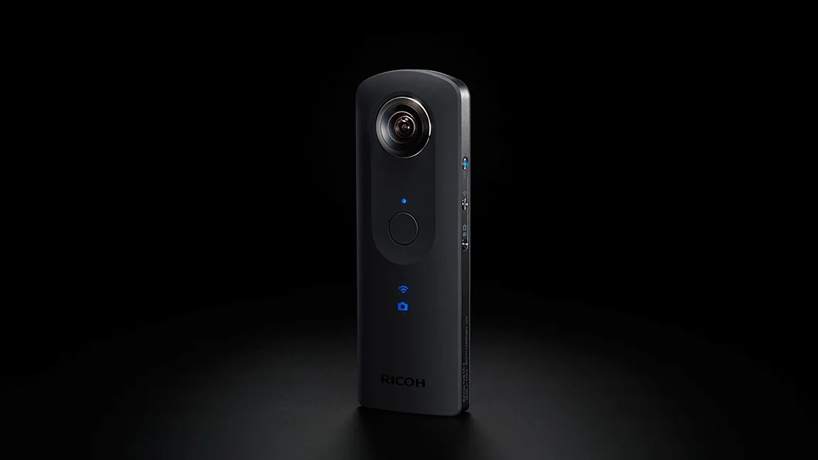 Ricoh Theta S Review Trusted Reviews