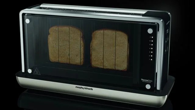 Morphy Richards Redefine Glass Toaster 228000 Review