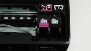 HP ENVY 7640 - Картриджи