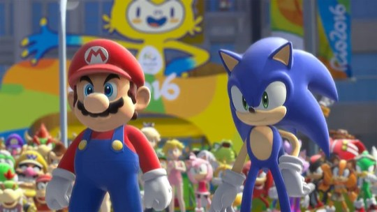 Mario   Sonic at the 2016 Rio Olympic Games Review   Trusted Reviews Mario and Sonic at the 2016 Rio Olympic Games