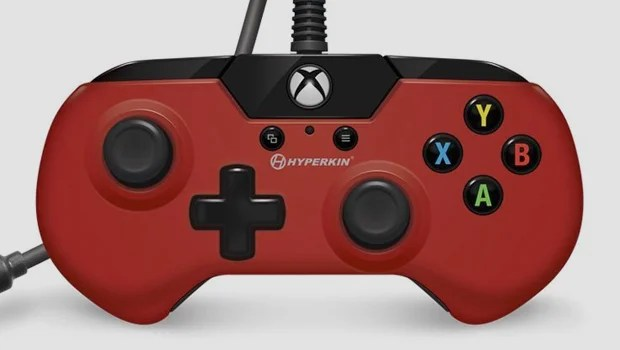 Xbox One Has New Controller Options Today Including Sweet