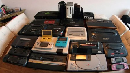Limitations of video game console - retro consoles