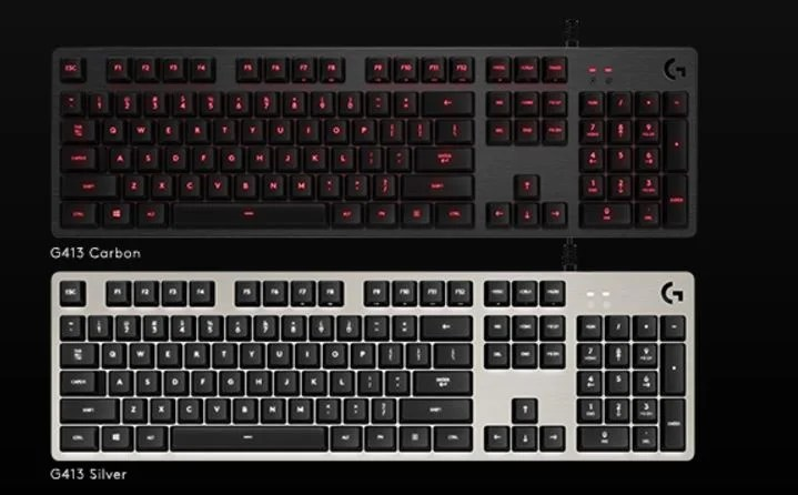 Logitech G413 Review Trusted Reviews