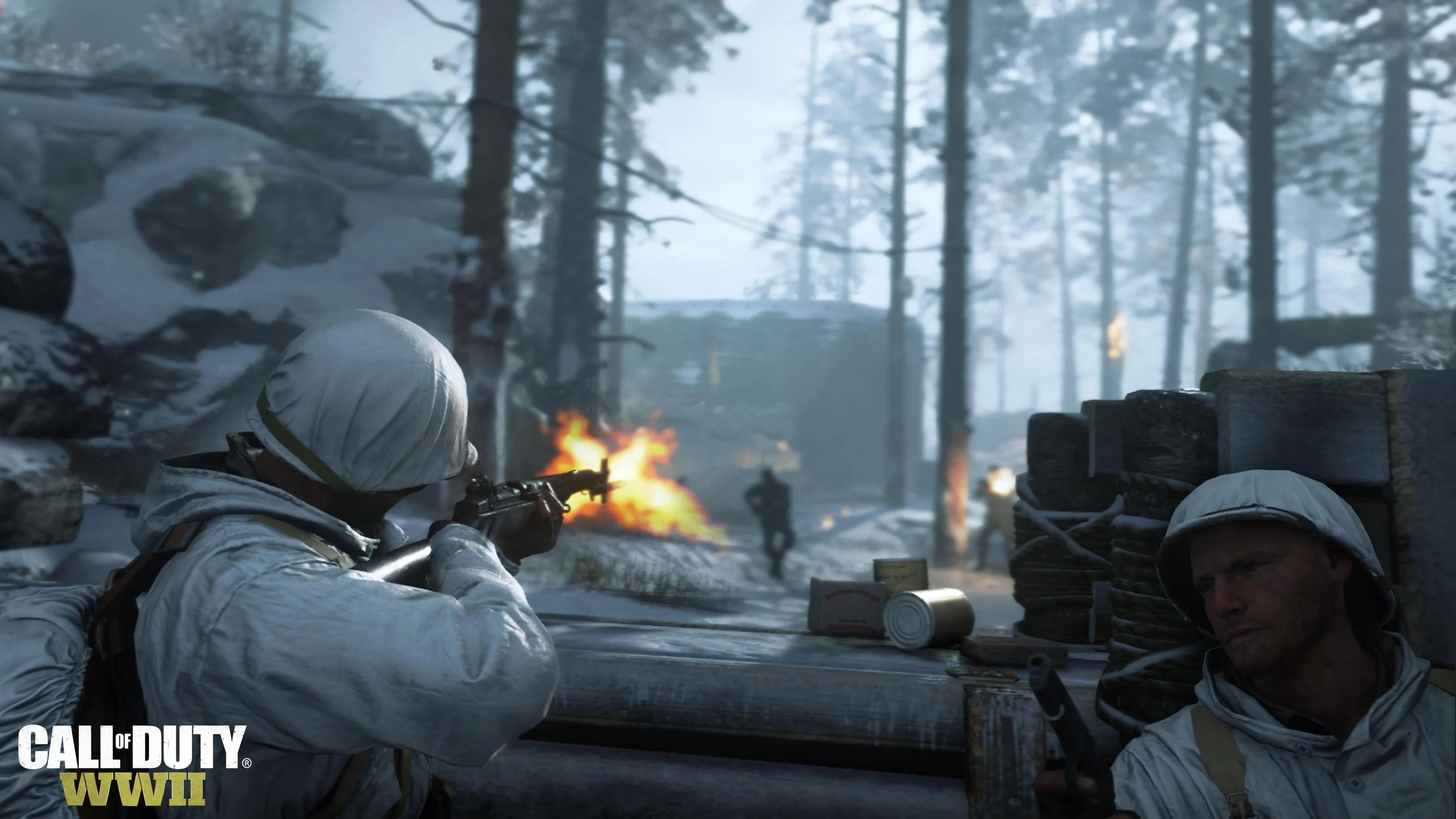 CoD Developer Return To WWII More Exciting To Fans Than