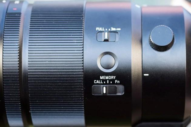 Panasonic Leica DG Elmarit 200 мм f / 2,8 Мощность О.И.