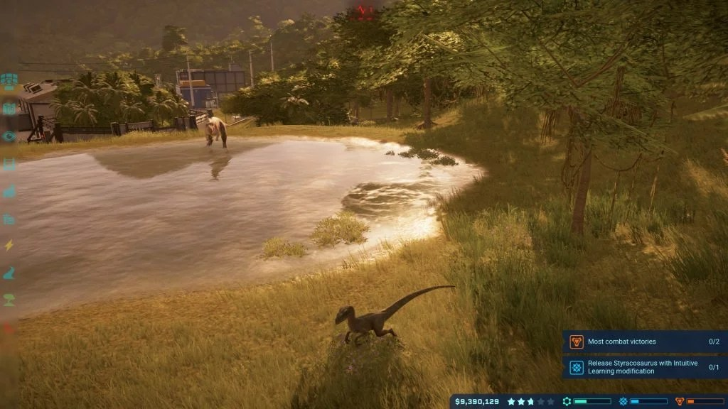 Jurassic World Evolution Preview Trusted Reviews