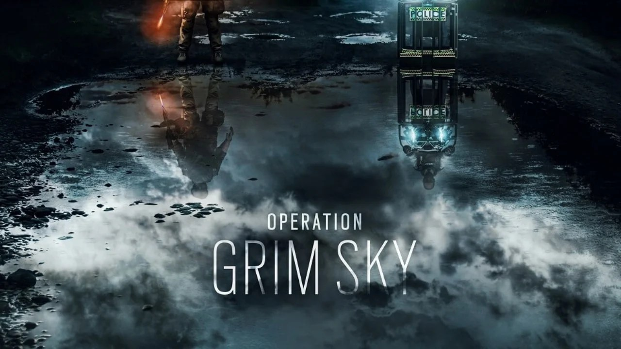 Six Operators Rainbow Sky Grim Siege New