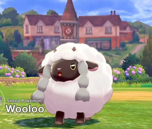 Pokemon Sword And Shield New Pokemon From The Nintendo Direct