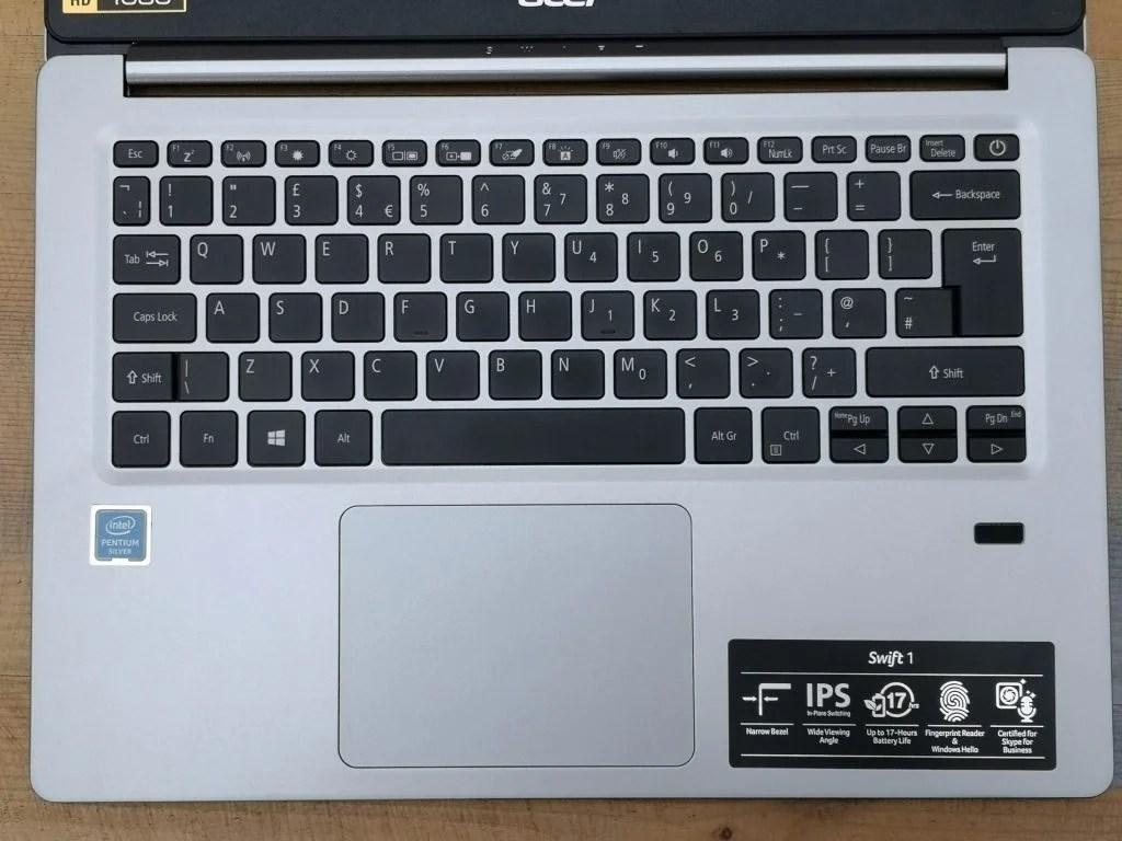Клавиатура Acer Swift 1 SF114-32