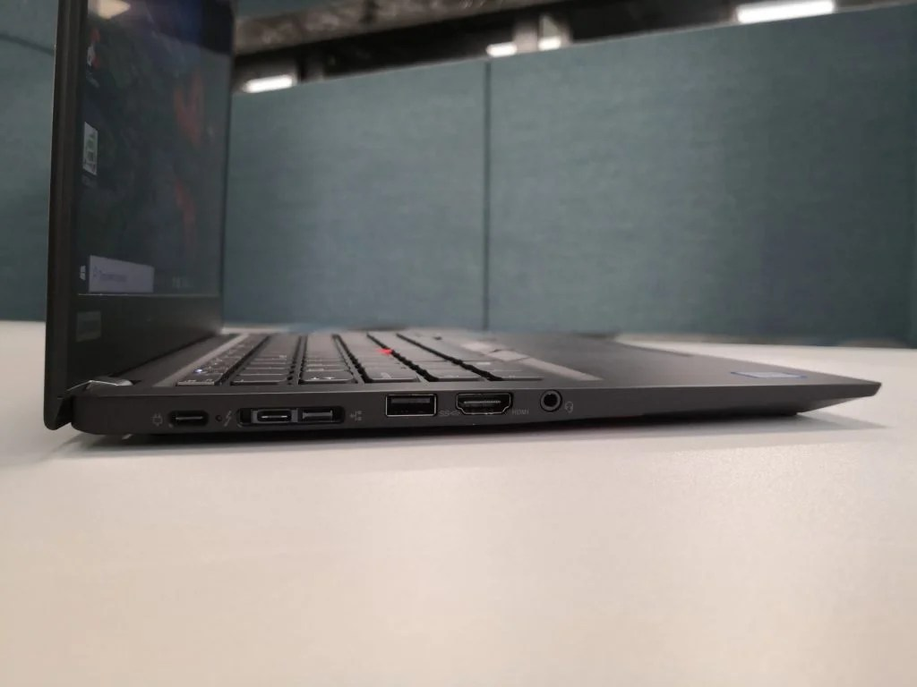 Обзор Lenovo ThinkPad T490s