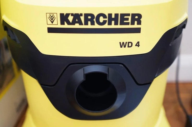 Karcher WD4 - Best Vacuum Cleaner