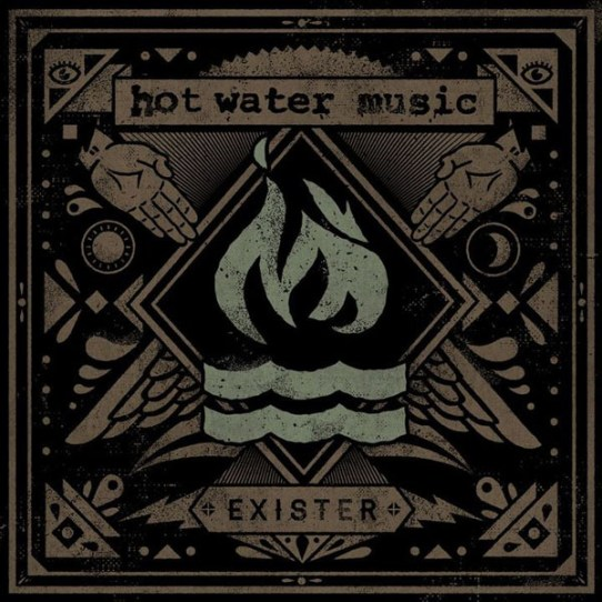 Bilderesultat for exister hot water music