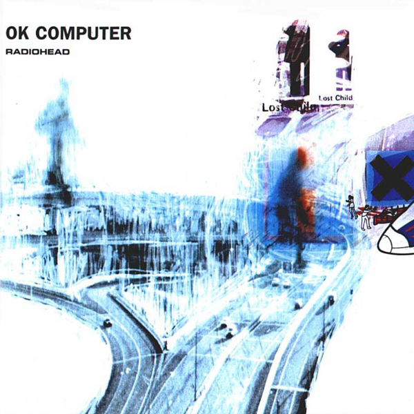 Image result for radiohead ok computer