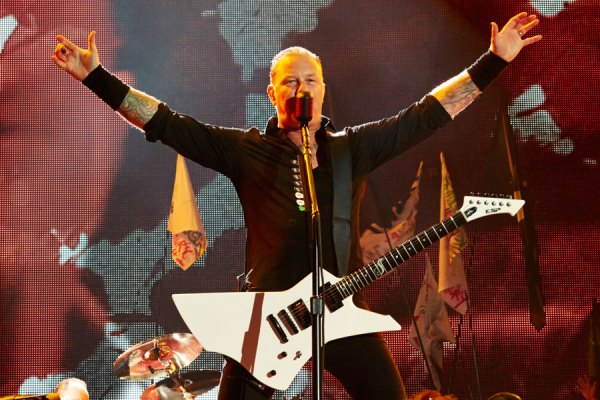 Metallica manager calls YouTube 'the devil'