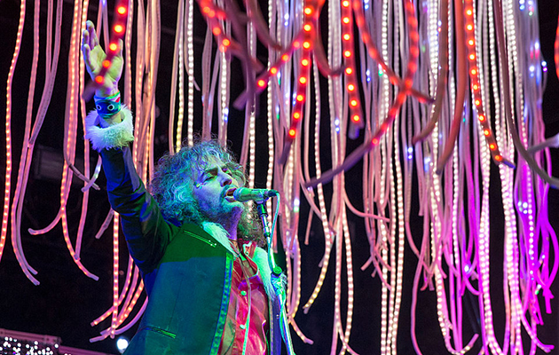 The Flaming Lips Sunrise Eyes of the Young