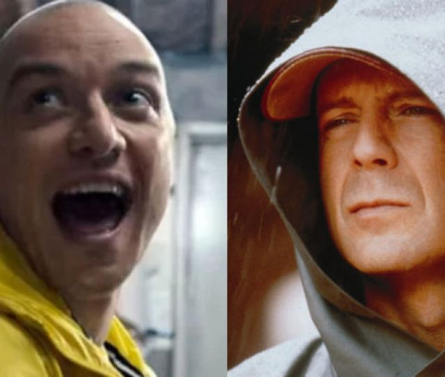 Director Explains Connection Between Split And Unbreakable