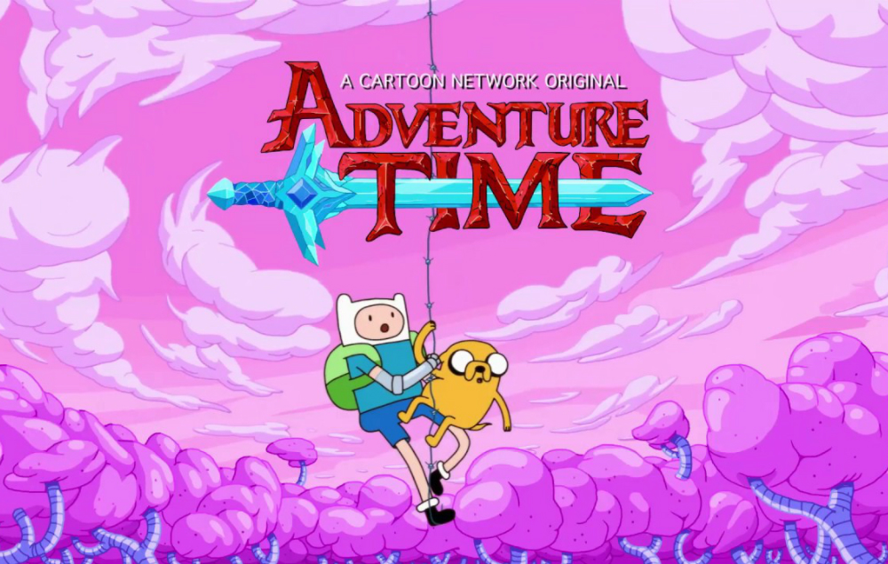 Time Finn Adventure Love