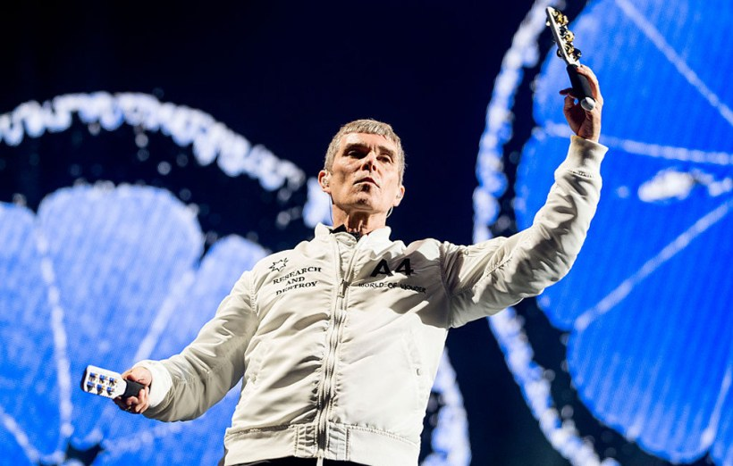 The Stone Roses live
