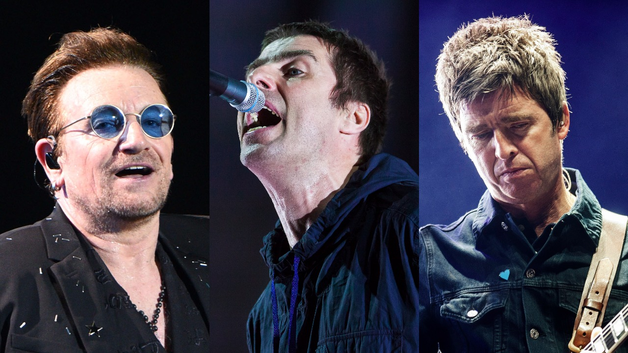 Liam Gallagher Claims That Noel Doesnt Even Like U2 NME
