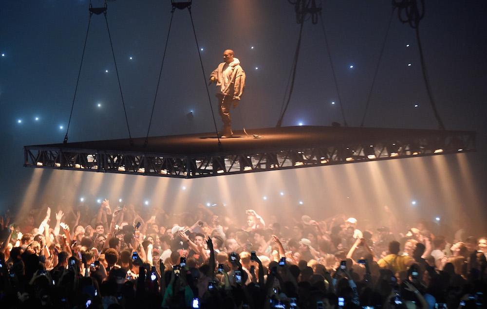 Tour di San Pablo di Kanye West