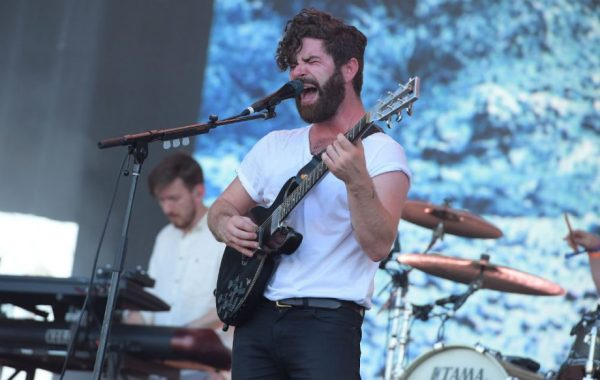 It looks like Foals have started work on their new album