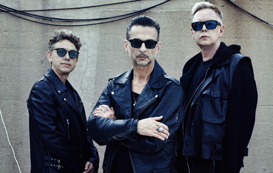 Depeche Moe, 2017