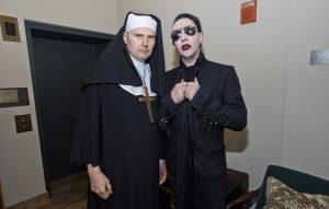 Marilyn Manson e Billy Corgan