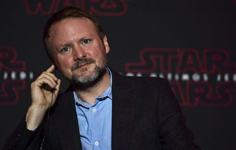 Image result for Rian Johnson star wars