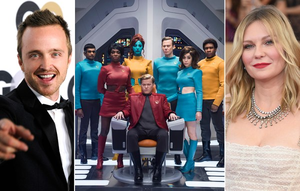Black Mirrors USS Callister cameos did you spot these A