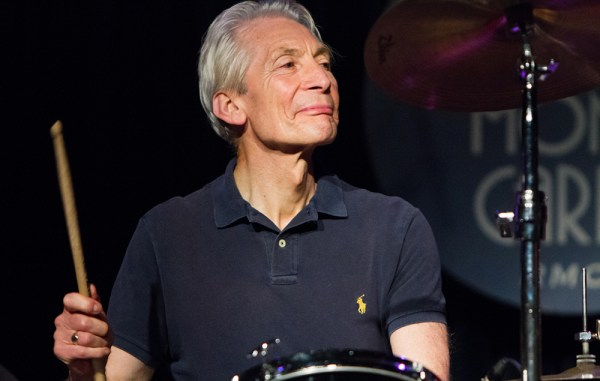 The Rolling Stones interview Charlie Watts on UK tour and