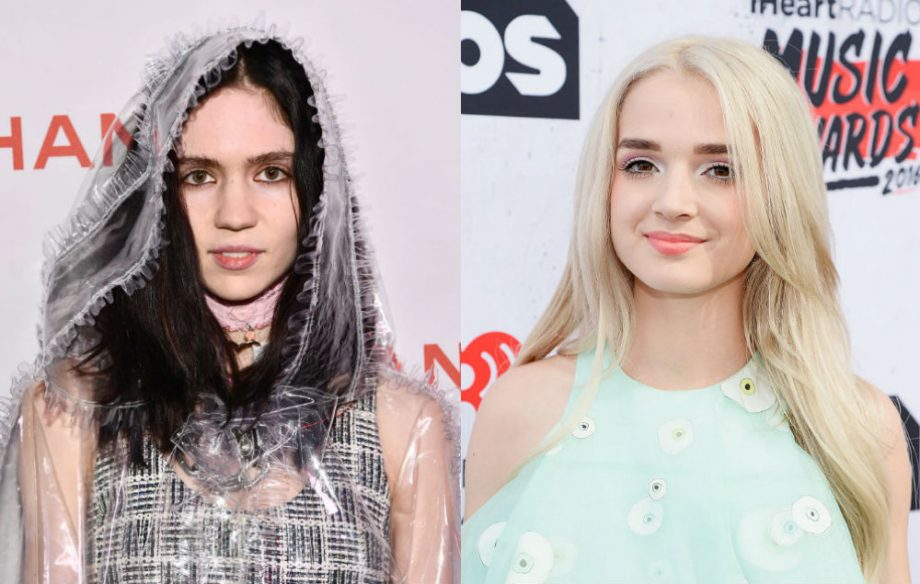 Image result for grimes and poppy