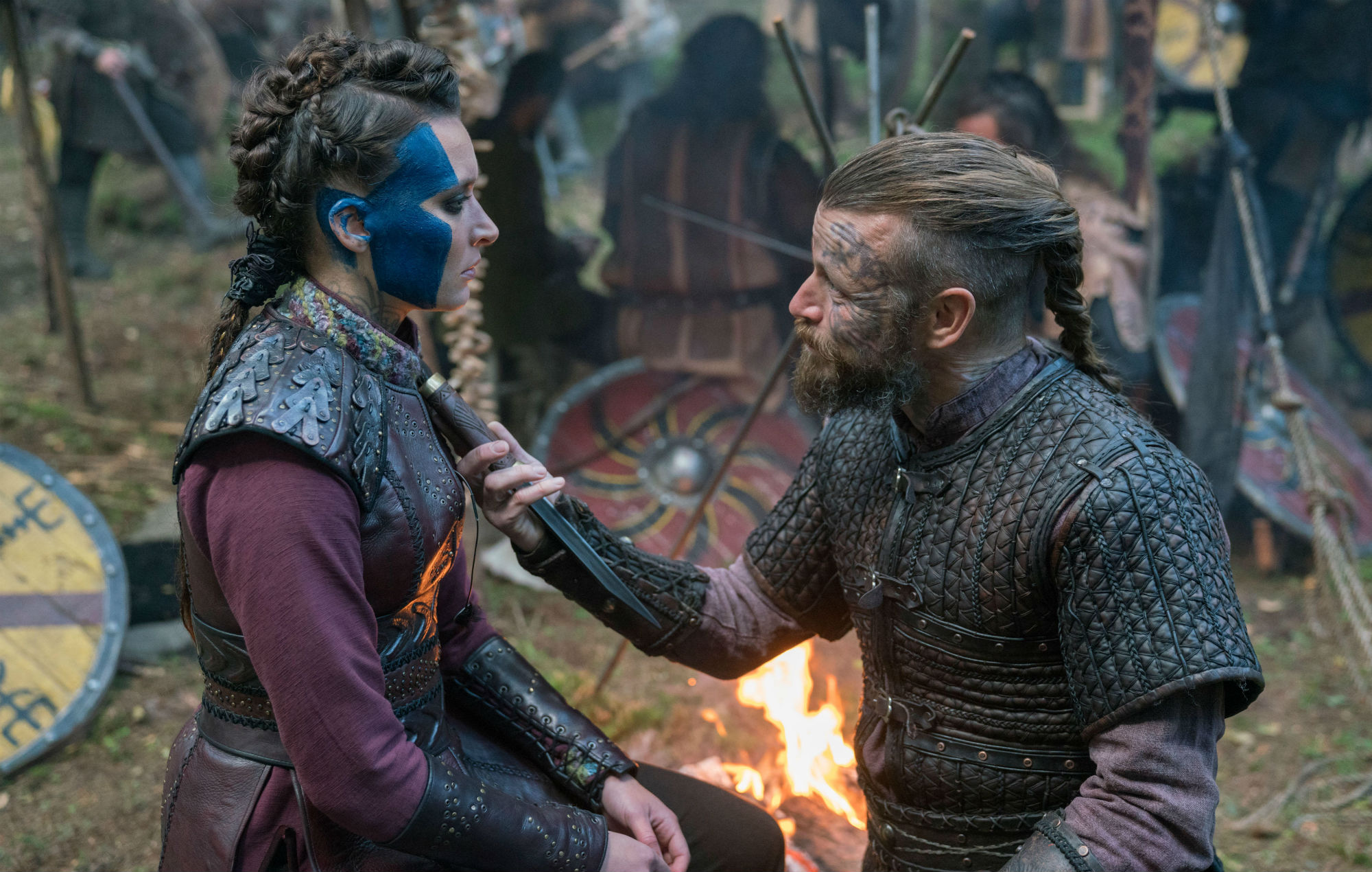 Vikings Season 5 Part 2 Release Date Trailers And