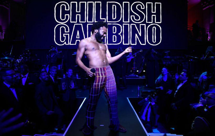 Childish Gambino debuts new song in New York