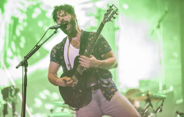 Foals announce first live shows of 2019