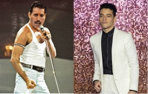 Rami Malek Freddie Mercury gay icon