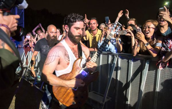 Foals announce their first UK gig of 2019 with festival