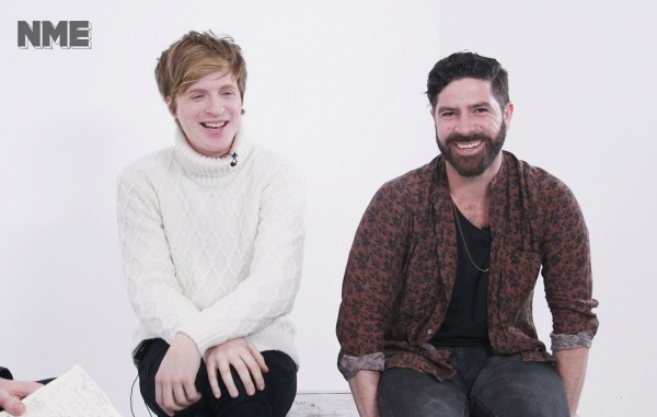 Heard Exits Watch Foals give us the lowdown about their