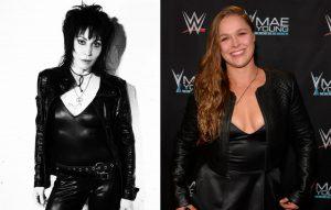 Joan Jett / Ronda Rousey