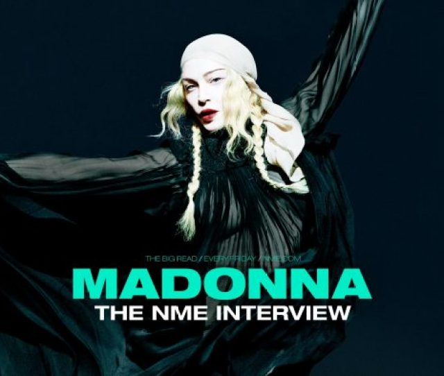 The Big Read Madonna People Pick On Me Thats Just The Way It Is