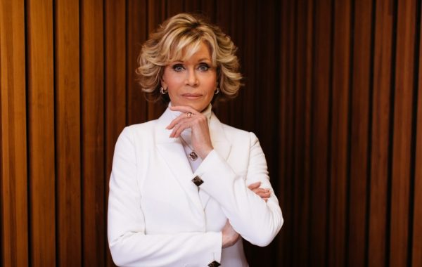 Jane Fonda arrested for taking part in climate protest ...
