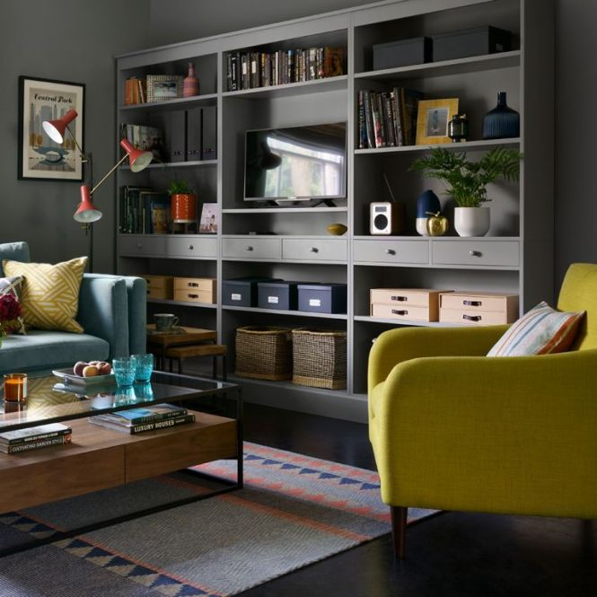 Storage Solutions For Small Es Tv Unit