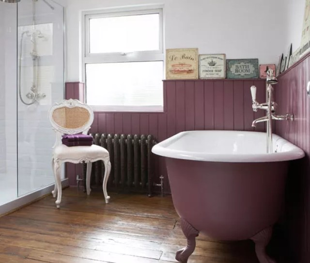 Victorian Style Bathroom Makeover Ideal Home Bathroom Makeover Bathroom Design Idea Photo