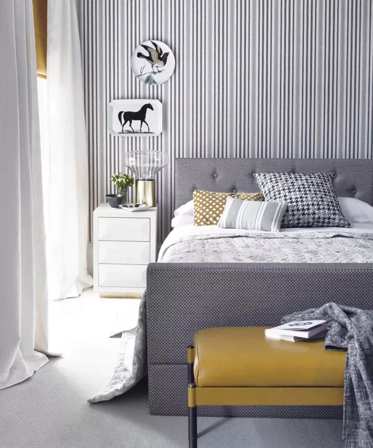 Bedroom Wallpaper Ideas 21 Ways With Feature Walls For A Stylish Space