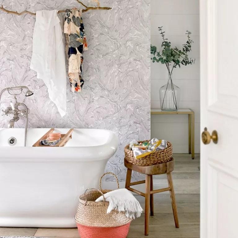 Small bathroom ideas - small bathroom decorating ideas ... on Bathroom Designs For Small Spaces  id=57027