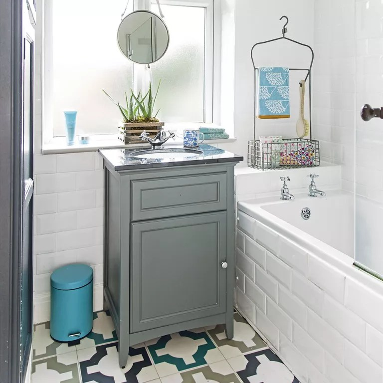 Small bathroom ideas - small bathroom decorating ideas on ... on Bathroom Ideas Small  id=89683