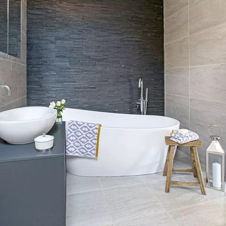 Small bathroom ideas - small bathroom decorating ideas on ... on Small Bathroom Ideas Uk id=75595